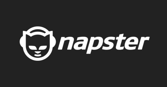Logo Napster Enjoy the Universe of Music