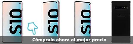 Samsung Galaxy S10 Black Libre