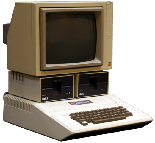 Ordenador Apple II