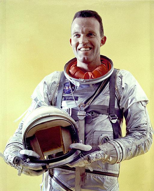 Astronauta Gordon Cooper