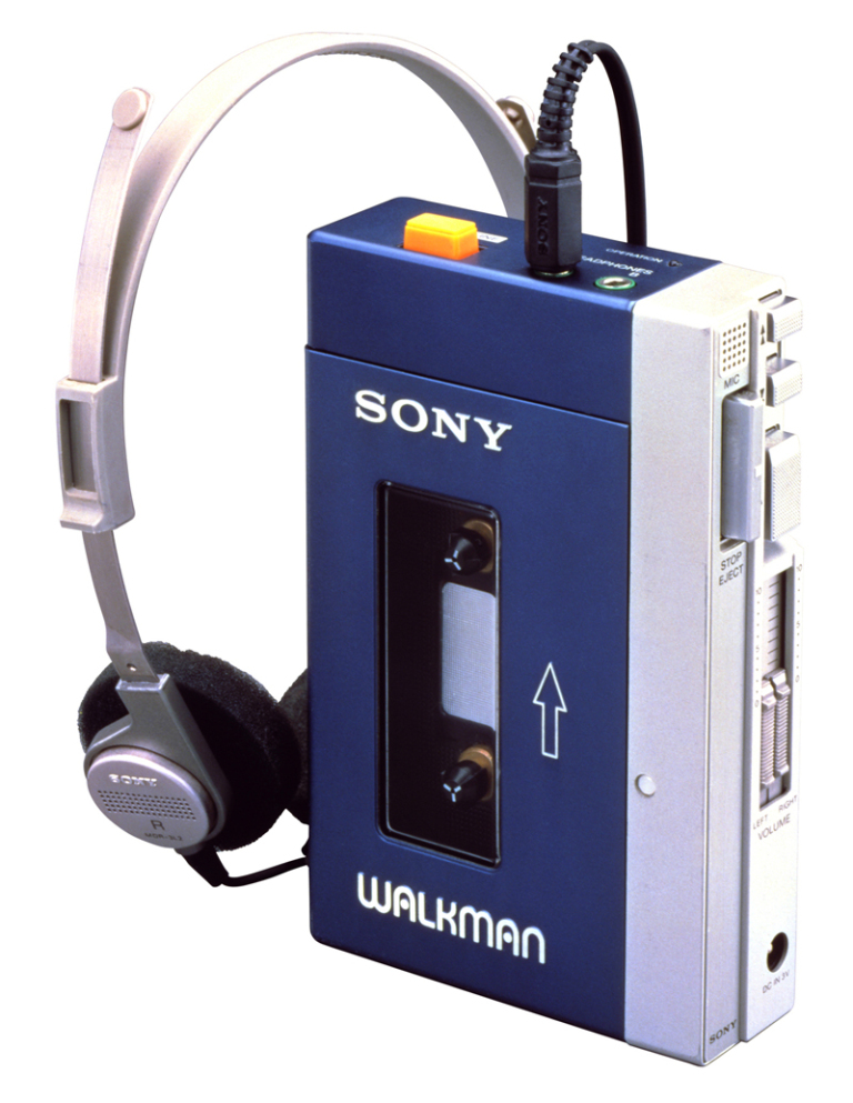 Sony Walkman TPS L2
