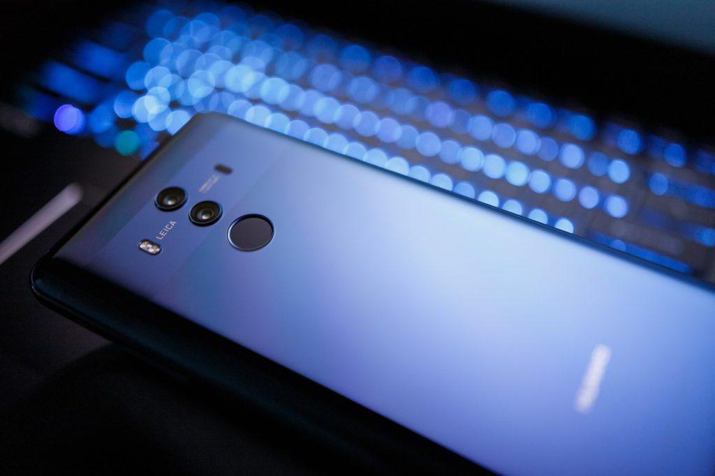 S.O. Móvil chino Huawei