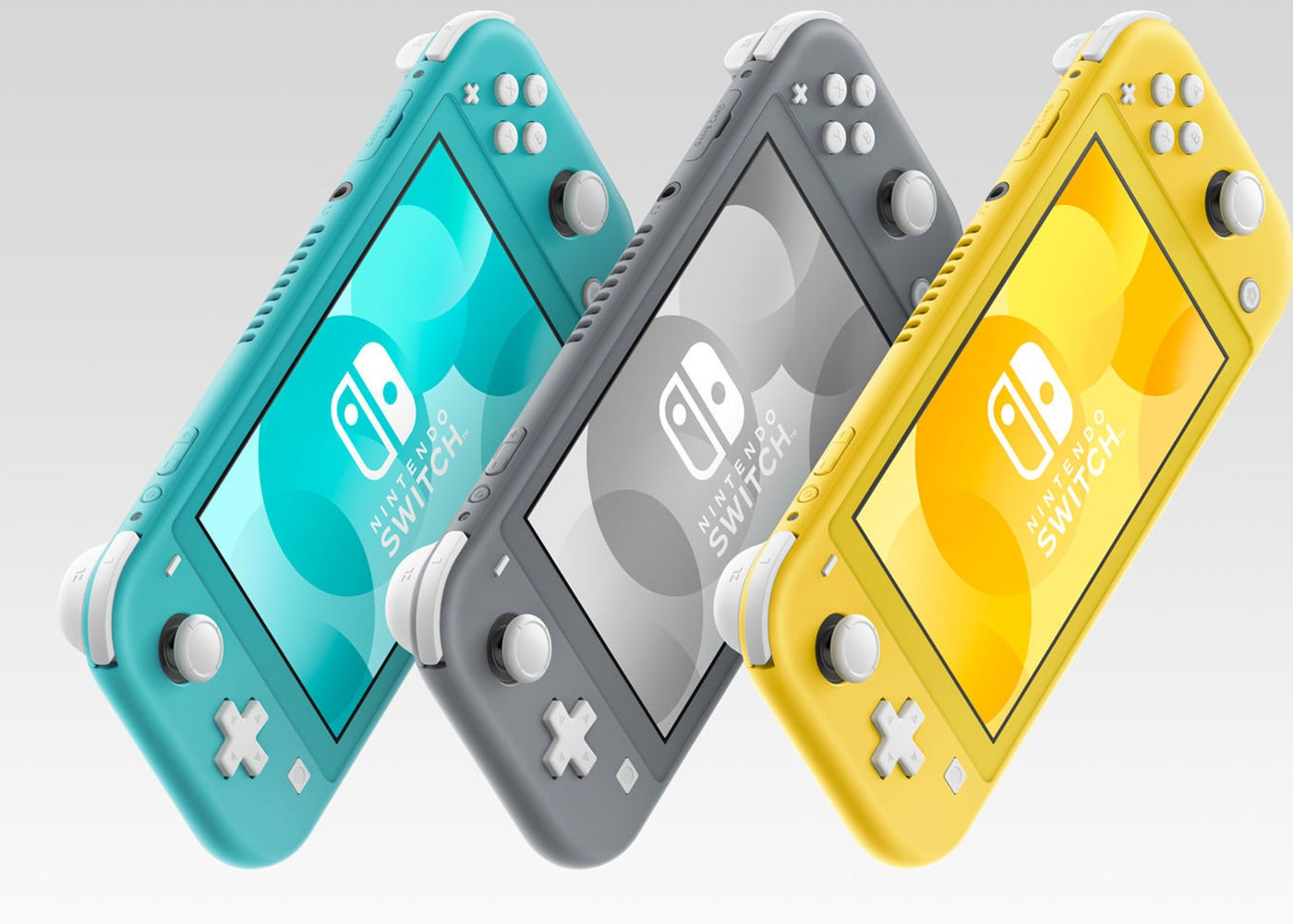 Colores de Nintendo Switch Lite