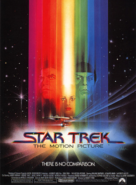Poster de Star Trek: The Motion Picture