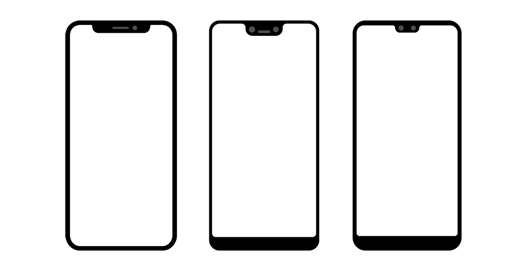 Smartphone Notch