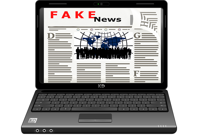 Publicación de fake news en internet