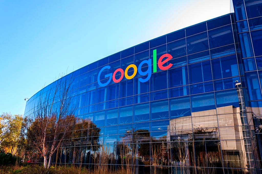 Sede central de Google en Mountain View